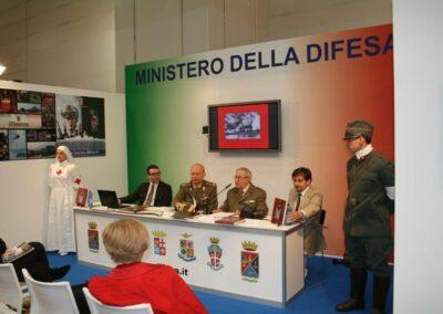 Torino, Salone del libro. Presentazione del volume Militari italiani in Turchia (1919-1923)