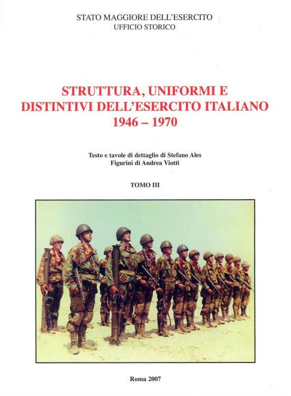 struttura uniformi distintivi esercito italiano