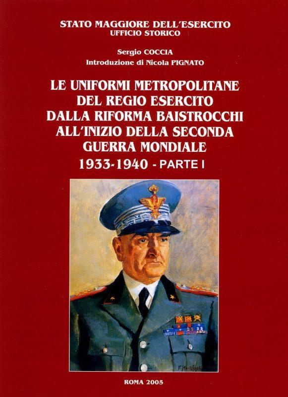 uniformi metropolitane regio esercito