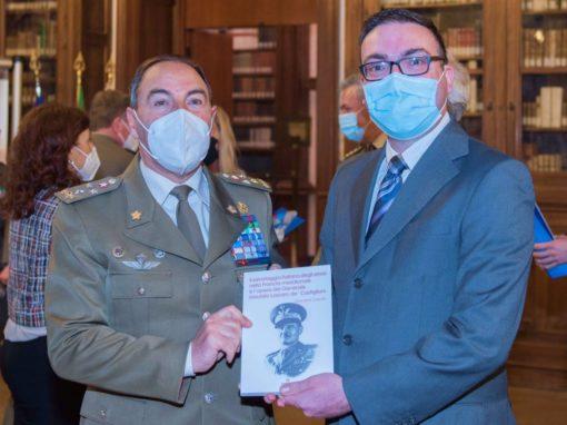 """Presentazione Libro """"Il salvataggio italiano degli ebrei nella Francia meridionale e l'opera del Generale Maurizio Lazzaro de' Castiglioni"""""""